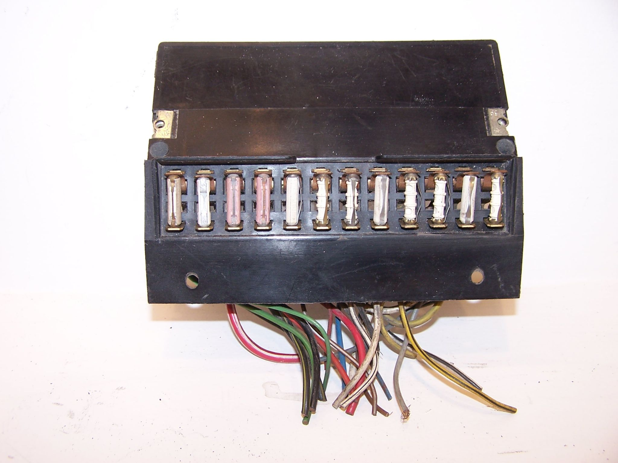 fuse box vw beetle 1303 & type 2 1974 1979 1974 volkswagen super beetle fuse box fuse box, vw beetle 1303 & type 2 1974 1979