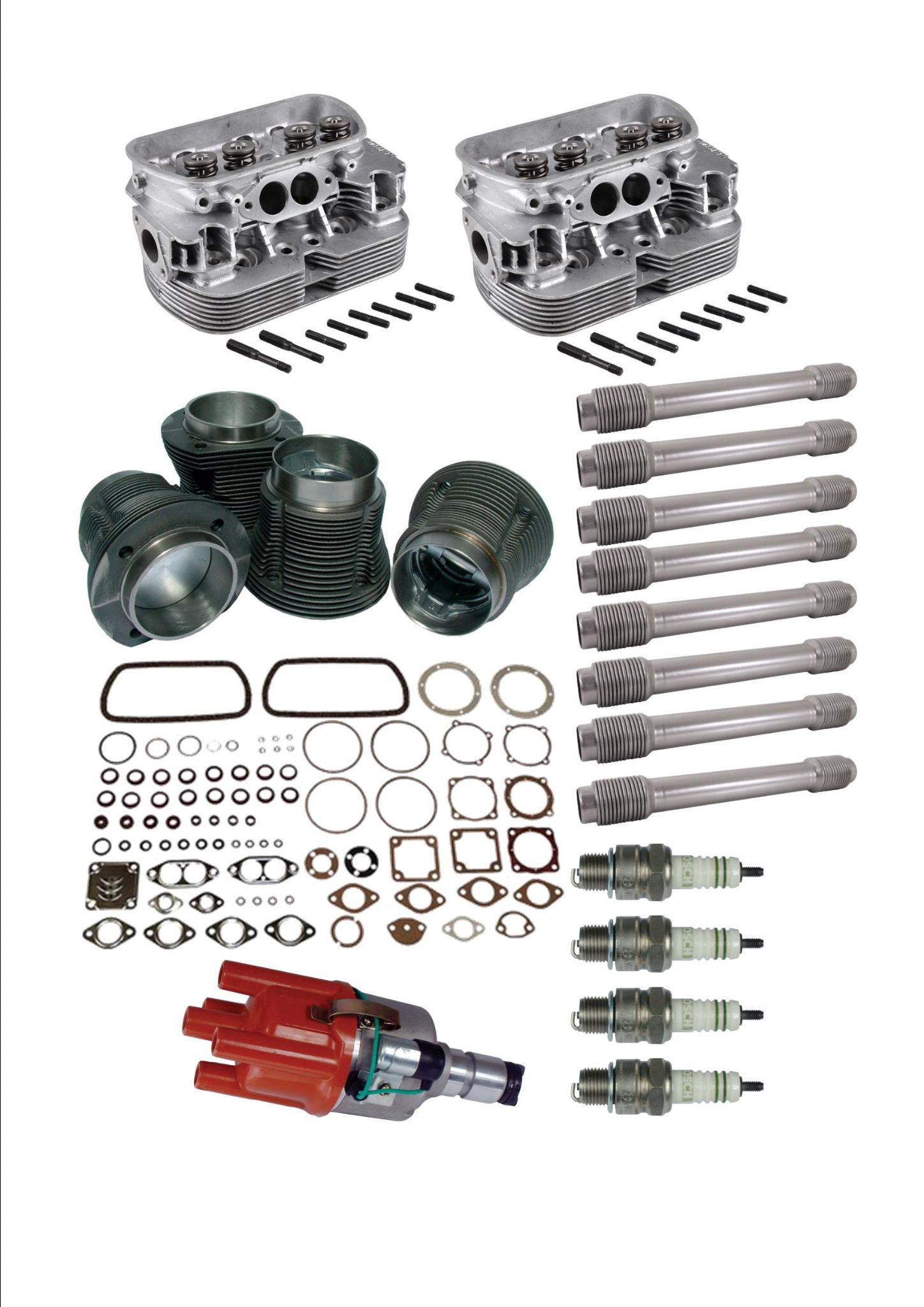 top  rebuild kit cc air cooled vw